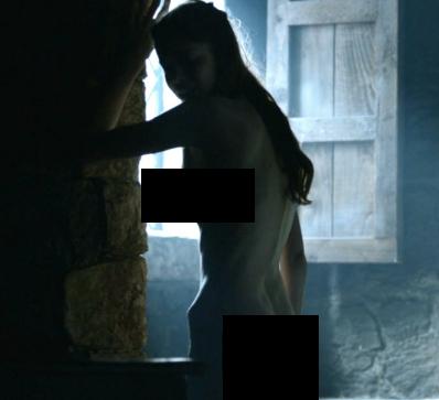 girls nude in history of art